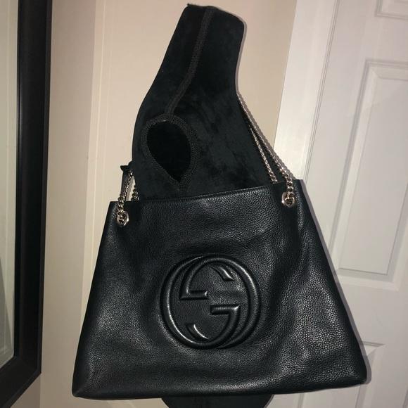 Gucci Handbags - Gucci Soho bag